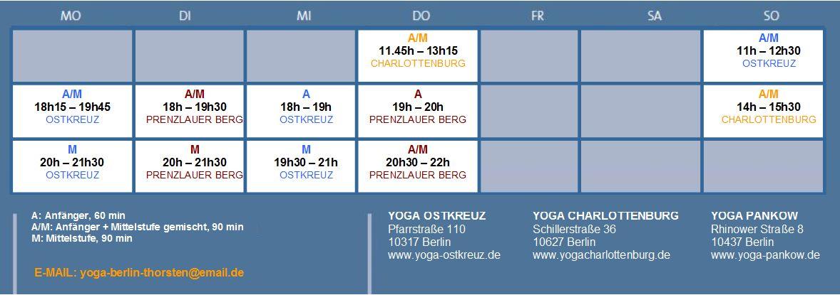 Stundenplan yoga-berlin-thorsten_ab oktober 2018